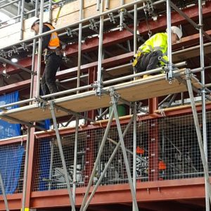 CISRS Advanced Scaffolding course