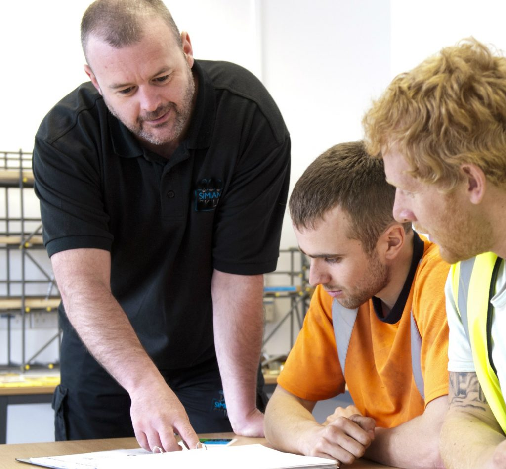 CISRS CPD courses with the Weston College SOMAX construction training centre