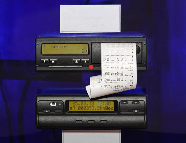 Analogue and Digital Tachographs